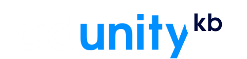 AdUnity Knowledge Base Logo